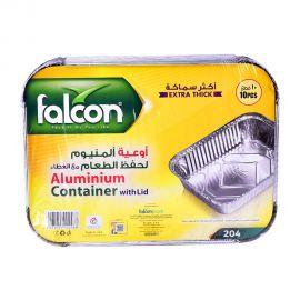 Falcon Aluminum Container (10pcs)