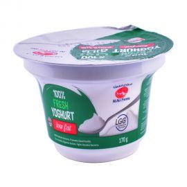 Al Ain Yoghurt 170gm Low Fat