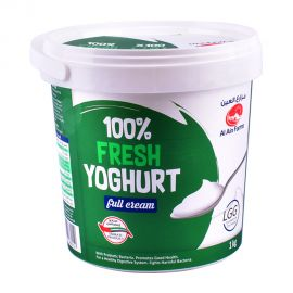 Al Ain Yoghurt Plain 1kg