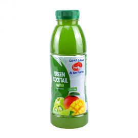 Al Ain Juice Green Cocktail Nector 500ml