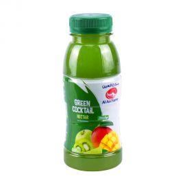 Al Ain Juice Green Cocktail Nector 250ml