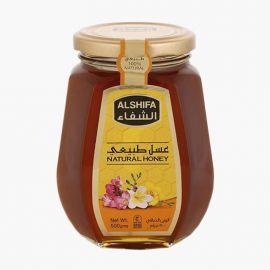 AL SHIFA HONEY NATURAL 500GM