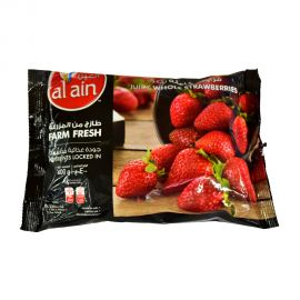 Al Ain Strawberry 400gm Frzn