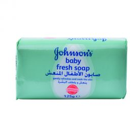 Johnson's Baby Soap Fresh 125gm