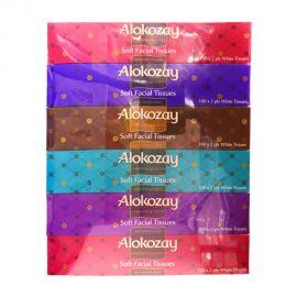 Alokozay Facial tissue 100's
