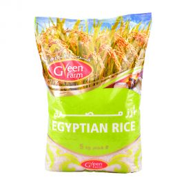 Rice Green Farm Egyptian 5kg