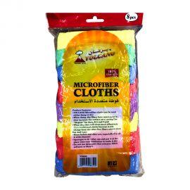 Volcano Micro Fiber Cloths 8pcs #6502