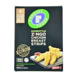 Freshly foods Zing-o-chicken Strips 500gm