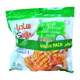 Sadia Frozen Tender Chicken Breast 2x1kg