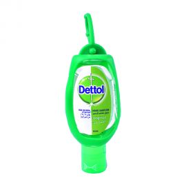 Dettol Hand Sanitizer Original 50mL+Jacket