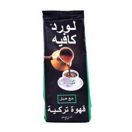 Lord Caffe Turkish Coffee Cardamom 250gm