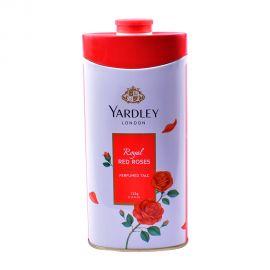 Yardley Red Rose Talc 125gm