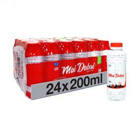 Mai Dubai Water 24x200ml - Low Sodium