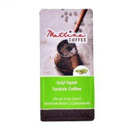 Mattina Turkish Coffee With Cardamom 200g