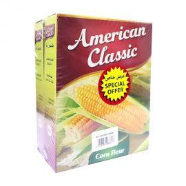American Classic Corn Flour 2x400g