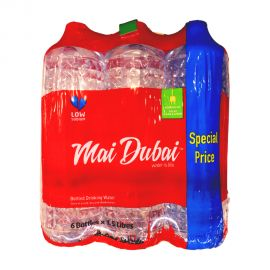 Mai Dubai Water 6x1.5L