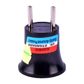 Lamp Holder E27 W/2 Pin Plug 6687