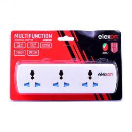 Elexon Power Multi Adapter Socket 6IN1 7316