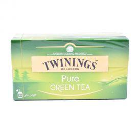 Twinings Green Line Green Tea Bag Pure 25's