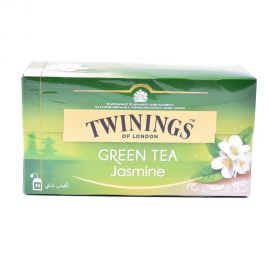 Twinings Green Line Green Tea Bag Jasmine 25's