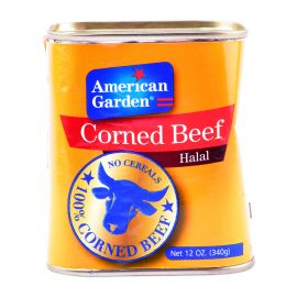 American garden Corned Beef 340gm