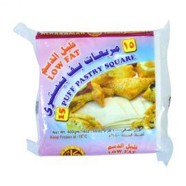 Al Karama Puff Pastry Squre Low fat 400gm
