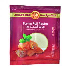 Al Karama Spring Roll Pastry Small 160gm