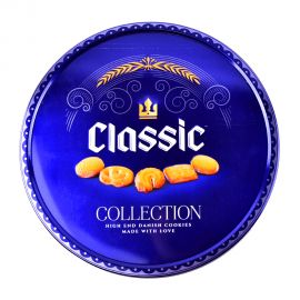 Classic Collection Danish Cookies 620gm