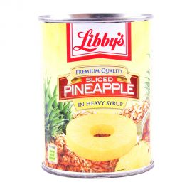 Libbys Pineapple Slices 570gm
