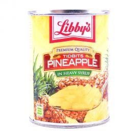 Libbys Pineapple Titbits 570gm
