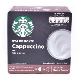 Starbucks Cappuccino 12capsules 120gm