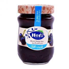 Hero Jam Light Black Cherry 320gm