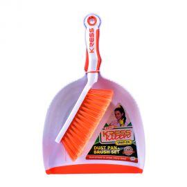 Kress Kleen Snap-on Dust Pan Brush Set#3