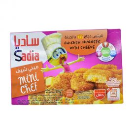 Sadia Breaded Cheese Nuggets 270gm