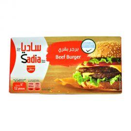 Sadia Beef Burger 12pcs 672gm