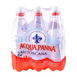 Acqua Panna Water 6x500ml