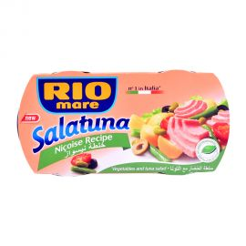 Rio Salatuna Mediterranean 2x160gm