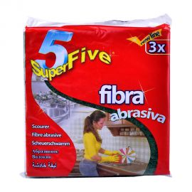 Super Five Scouring Pads 3