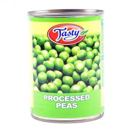 Tasty Green Peas 400gm