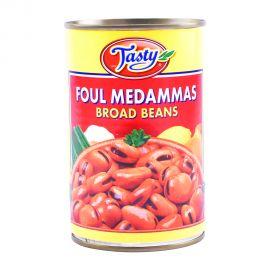 Tasty Foul Bajela (broad Beans) 450gm