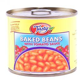 Tasty Baked beans W/ tomato sauce 220gm