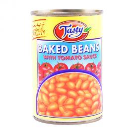 Tasty Baked beans W/tomato Sauce 420gm