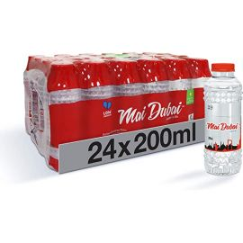 MAI DUBAI WATER  24x200ML bottle