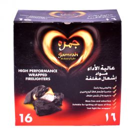 Jamrah Me Wrapped Firelighters 298gm