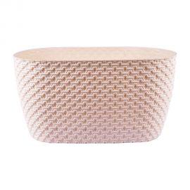 Knit Balcony Pot #449