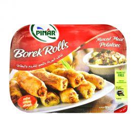 Pinar Borek Rolls Minced Meat Potato 500gm