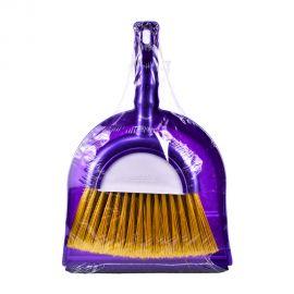 Tanus Dust pan W/brush #f033