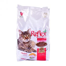Lider Reflex Adult Cat Food Chicken 1.5kg