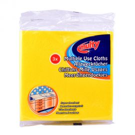 Multy All Purpose cloth 3pc