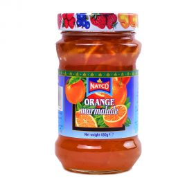 Natco Jam Orange Marmalade 450gm